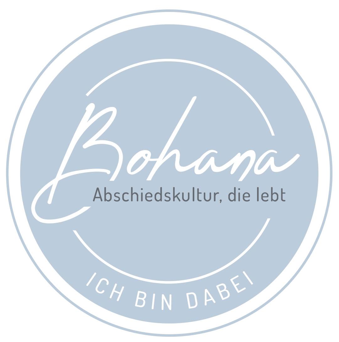 Ich bin Mitglied im Bohana Netzwerk